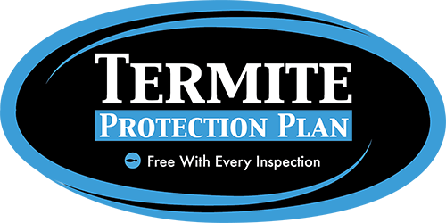 Termite Protection Plan, free with every termite inspection.